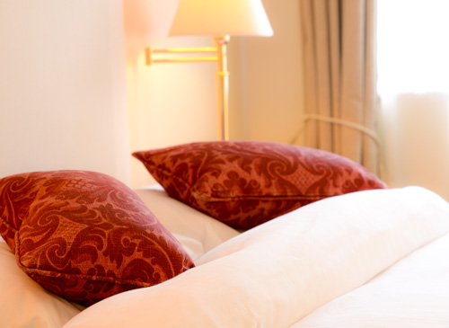Hotel Bedrooms Shropshire