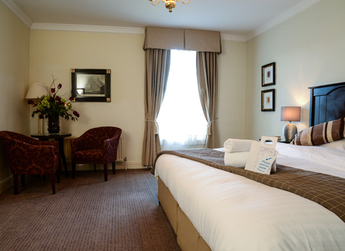 Park House Hotel Bedrooms Shropshire