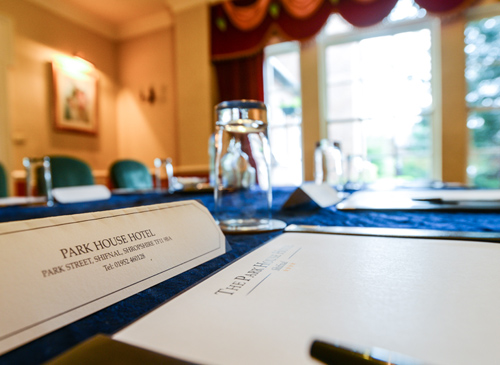 Hotel Conferencing Shropshire