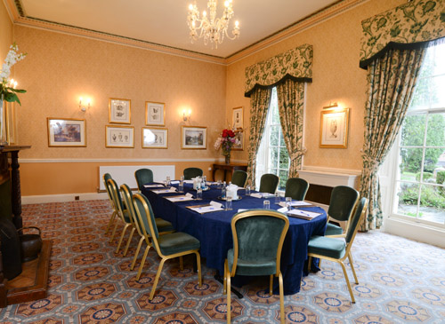 Silvermere Suite Conference Room Shropshire