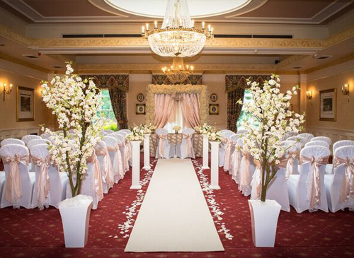 Elegant Weddings Shropshire