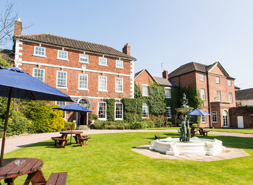 Wedding Venue Shropshire