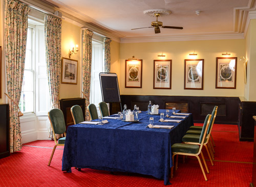 Wedgewood Suite Conference Room Shropshire